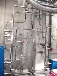 Installation Kühl- Heizgerät 2