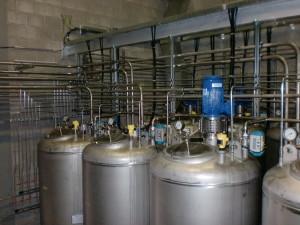 Anlagenbau Tanklager